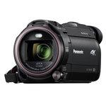Caméscope Ultra HD 4K sans fil Wi-Fi zoom optique 20x