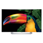 "Téléviseur incurvé OLED 3D Full HD 55"" (140 cm) 16/9 - 1920 x 1080 pixels - TNT, Câble et Satellite HD - HDTV 1080p - Wi-Fi - Bluetooth - DLNA"