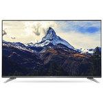 """Téléviseur LED 4K 49"""" (124 cm) 16/9 - 3840 x 2160 pixels - TNT, Câble et Satellite HD - Ultra HD 2160p - HDR - 1900 Hz - Wi-Fi - Bluetooth - DLNA"""