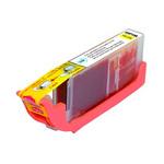 Cartouche d'encre jaune compatible Canon CLI-571XL Y (720 pages)
