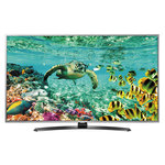 """Téléviseur LED 4K 65"""" (165 cm) 16/9 - 3840 x 2160 pixels - TNT, Câble et Satellite HD - Ultra HD 2160p - HDR - 1700 Hz - Wi-Fi - Bluetooth - DLNA"""