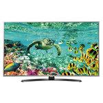 """Téléviseur LED 4K 55"""" (140 cm) 16/9 - 3840 x 2160 pixels - TNT, Câble et Satellite HD - Ultra HD 2160p - HDR - 1700 Hz - Wi-Fi - Bluetooth - DLNA"""