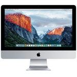 """Intel Core i5 (1.6 GHz) 8 Go SSD 256 Go LED 21.5"""" Wi-Fi AC/Bluetooth Webcam Mac OS X El Capitan"""