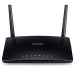 Modem Routeur ADSL2+ Double Bande AC1200 (N300 + AC8670) avec 4 ports LAN 10/100 Mbps