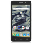 "Smartphone 4G Dual SIM - Snapdragon 210 Quad-Core 1.1 GHz - RAM 1 Go - Ecran tactile 6"" 720 x 1280 - 8 Go - Bluetooth 4.1 - 2580 mAh - Android 6.0"
