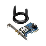 Carte PCI Express Wi-Fi AC1200 (AC867 + N400 Mbps) avec Bluetooth 4.0