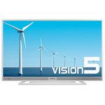 """Téléviseur LED Full HD 22"""" (56 cm) 16/9 - 1920 x 1080 pixels - TNT, Câble et Satellite HD - HDTV 1080p - 200 Hz - Haut-parleurs en façade"""