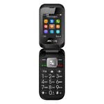 "Téléphone 2G Dual SIM - Ecran 2.4"" 240 x 320 - Bluetooth 2.0 - 1000 mAh"