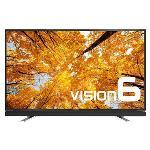 """Téléviseur LED Full HD 32"""" (81 cm) 16/9 - 1920 x 1080 pixels - TNT, Câble et Satellite HD - HDTV 1080p - 600 Hz - Wi-Fi - Bluetooth - DLNA - Haut-parleurs en façade"""