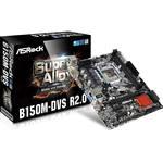 Carte mère Micro ATX Socket 1151 Intel B150 Express - SATA 6Gb/s - USB 3.0 - 1x PCI-Express 3.0 16x