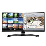 2560 x 1080 pixels - 5 ms - Format 21/9 - Dalle IPS incurvée - HDMI/DisplayPort - Noir