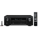 Ampli-tuner Home Cinema 3D Ready 7.2 AirPlay avec 6 entrées HDMI 4K Ultra HD, HDCP 2.2, Wi-Fi, Bluetooth, Dolby Atmos et DTS:X