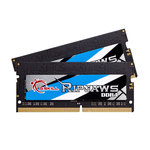 Kit Dual Channel 2 barrettes de RAM SO-DIMM PC4-24000 - F4-3000C16D-16GRS (garantie à vie par G.Skill)