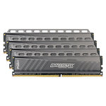 Kit Quad Channel RAM DDR4 PC4-24000 - BLT4C8G4D30AETA (garantie 10 ans par Crucial)