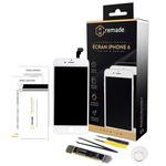 Kit de réparation d'écran avec outils pour iPhone 6 Blanc