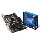 Carte mère Micro ATX Socket 1151 Intel C232 - SATA 6Gb/s - 1x PCI Express 3.0 16x