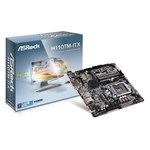 Carte mère Thin Mini-ITX Socket 1151 Intel H110 Express - SATA 6Gb/s - USB 3.0 - 1x PCI-Express 3.0 16x
