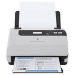 Scanner à alimentation feuille à feuille - A4 - 600 dpi - 45 ppm