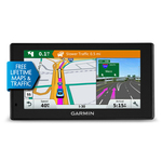 "GPS 45 pays d'Europe Ecran 6"""