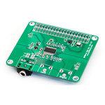 Carte son haute résolution numérique-analogique avec prise Jack pour Raspberry Pi