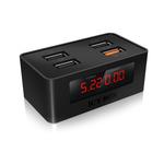 Chargeur USB intelligent (4 ports)