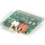 Carte son haute résolution numérique-analogique pour Raspberry Pi