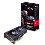 4 Go DVI/HDMI/DisplayPort - PCI Express (AMD Radeon RX 460)
