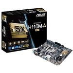 Carte mère Micro ATX Socket 1151 Intel H110 Express - SATA 6Gb/s - M.2 - USB 3.0 - 1x PCI-Express 3.0 16x