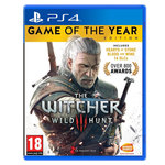The Witcher III : Wild Hunt - Game Of The Year Edition (PS4)
