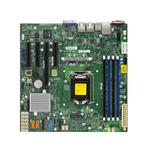 Carte mère Micro ATX Socket 1151 - SATA 6Gb/s - 1 x PCI Express 3.0 16x - 2 x Gigabit LAN