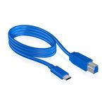 Adaptateur USB 3.1 Type B / USB 3.1 type C