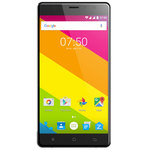 "Smartphone 4G-LTE Dual SIM - ARM Cortex-A53 Quad-Core 1.3 GHz - RAM 1 Go - Ecran tactile 5.5"" 720 x 1280 - 16 Go - Bluetooth 4.0 - 2300 mAh - Android 6.0"