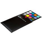 Outil d'étalonnage pour appareils photo et caméras (24 vignettes aux couleurs saturées)