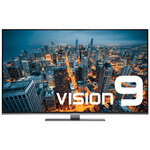 """Téléviseur LED 4K 65"""" (164 cm) 16/9 - 3840 x 2160 pixels - TNT, Câble et Satellite HD - Ultra HD 2160p - HDR - 3D Sound - 2000 Hz - Wi-Fi - Bluetooth - DLNA"""