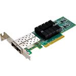 Adaptateur Ethernet à 2 ports 10 Gigabit SFP+ PCIe 3.0 x8 pour serveurs NAS Synology Série XS+/XS