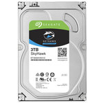 "Disque dur 3.5"" 3 To 7200 RPM 64 Mo Serial ATA 6 Gb/s pour Vidéosurveillance"