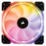 Ventilateur de boîtier PWM silencieux 120 mm avec LED RGB