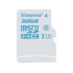 MicroSD 32 Go Action Camera UHS-I U3 (garantie à vie par Kingston)