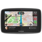 """GPS Monde Ecran 5"""" - Cartographie, Trafic et Zones de danger gratuits à vie - Carte SIM - Wi-Fi"""