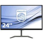 1920 x 1080 pixels - 5 ms (gris à gris) - Format large 16/9 - Dalle IPS - HDMI - MHL - Noir