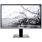 3840 x 2160 pixels - 4 ms (gris à gris) - Format large 16/9 - Dalle MVA - Pivot - DisplayPort - HDMI - Hub USB - Noir/Argent