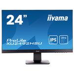 1920 x 1080 pixels - 5 ms - Format large 16/9 - Dalle IPS - DisplayPort - HDMI (garantie constructeur 3 ans)
