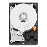 "Disque Dur 3,5"" 4 To 64 Mo Serial ATA 6Gb/s - WD4NPURX"