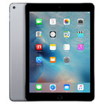 "Tablette Internet - Apple A8X 1.4 GHz 1 Go SSD 32 Go 9.7"" LED tactile Wi-Fi N/Bluetooth Webcam iOS 8"