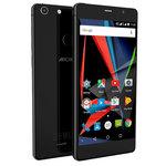 "Smartphone 4G-LTE Dual SIM - ARM Cortex-A53 8-Core 1.4 GHz - RAM 4 Go - Ecran tactile 5.5"" 1080 x 1920 - 64 Go - Bluetooth 4.0 - 3000 mAh - Android 6.0"