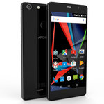 "Smartphone 4G-LTE Dual SIM - ARM Cortex-A53 8-Core 1.4 GHz - RAM 3 Go - Ecran tactile 5.5"" 1080 x 1920 - 16 Go - Bluetooth 4.0 - 3000 mAh - Android 6.0"