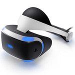 Casque de réalité virtuelle pour PlayStation 4