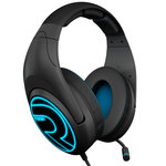 Casque-micro 5.1 pour gamer avec microphone amovible