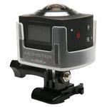Caméra sportive 360° Full HD avec Wi-Fi et HDMI