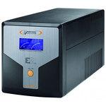 Onduleur On Line Performance 4 prises IEC 1000VA - RJ11/RJ45 - écran LCD